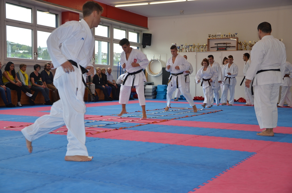 Karate Leistungsstützpunkt Liestal